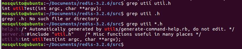 grep命令